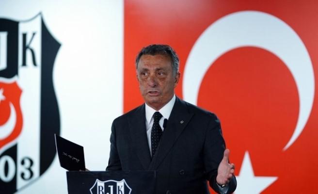 """Ahmet Nur Çebi: """"Beşiktaş'ı güzel günler bekliyor"""""""
