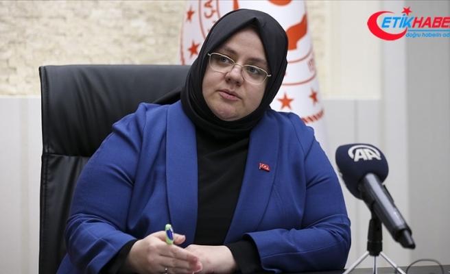 Aile, Çalışma ve Sosyal Hizmetler Bakanı Selçuk: Sağlık çalışanlarımızın aileleri her daim bizlere emanet