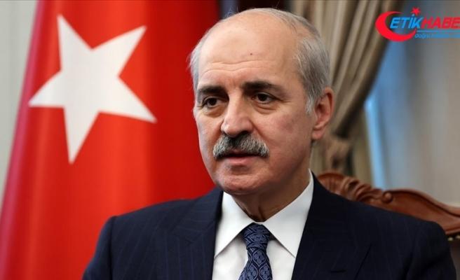 AK Parti Genel Başkanvekili Kurtulmuş: CHP'li Fikri Sağlar'ın sarf etmiş olduğu sözler hezeyandır