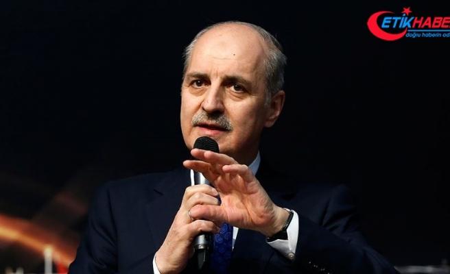 AK Parti Genel Başkanvekili Kurtulmuş: Türkiye bu kadar büyük para verdiği S-400'leri laf olsun diye almadı