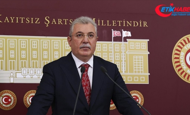 AK Parti'li Akbaşoğlu: Altay Tankı'nın seri üretimi Almanya yükümlülüklerini yerine getirmediği için gecikiyor