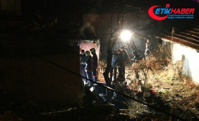 Ankara'da evden kovulan genç, kaldığı barakada çıkan yangında hayatını kaybetti