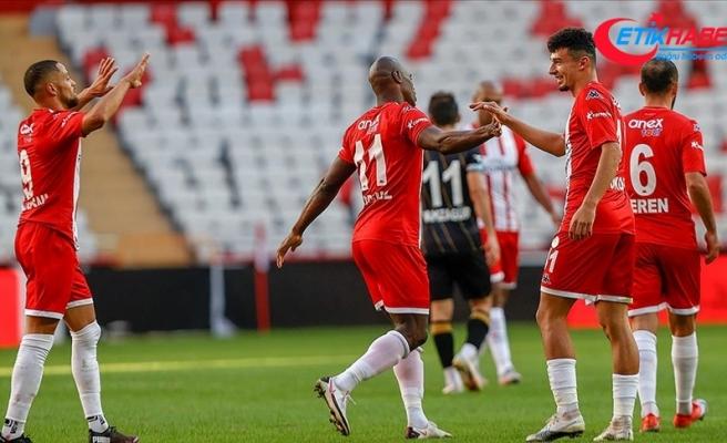 Antalyaspor kupada son 16 turunda