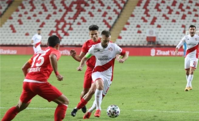 Antalyaspor'da 7 isim DG Sivasspor karşısında yok!
