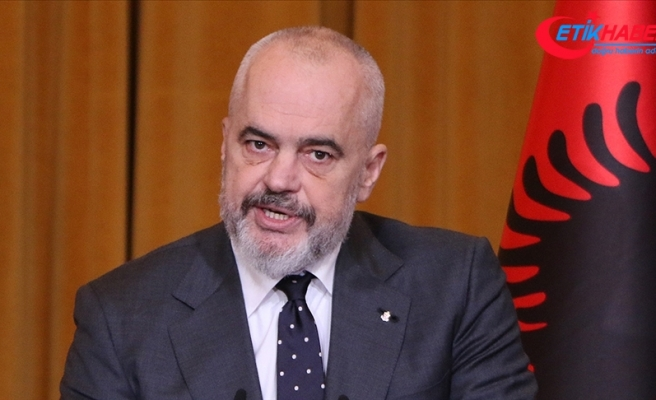 Arnavutluk Başbakanı Rama'dan Türkiye'nin Kovid-19'la mücadelesine övgü: Türkiye en hazırlıklı ülkelerdendi