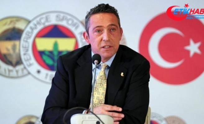 Başkan Ali Koç: 'Fenerbahçe bileğinin hakkıyla maçı aldı'