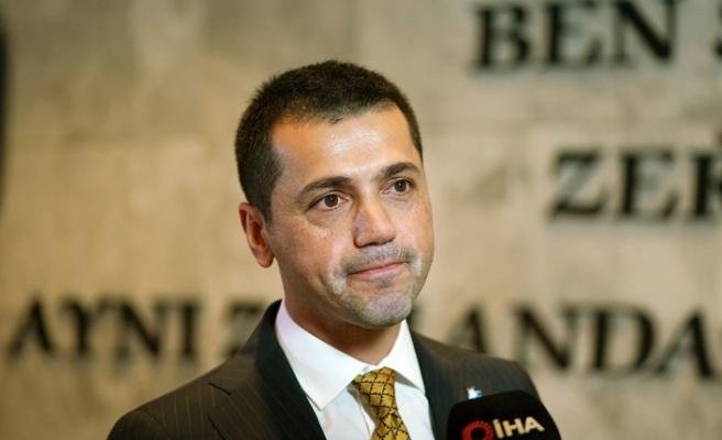 BB Erzurumspor Başkanı Hüseyin Üneş görevinden istifa etti