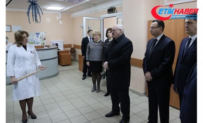 """Belarus Devlet Başkanı Lukaşenko: """"Korona virüs aşısı olmayacağım"""""""