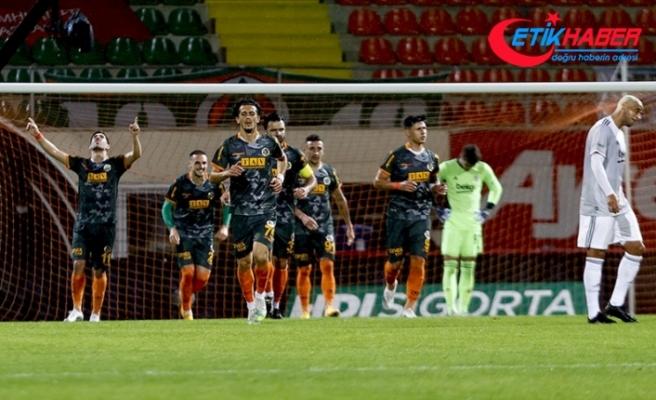 Beşiktaş deplasmanda kalesini savunamıyor