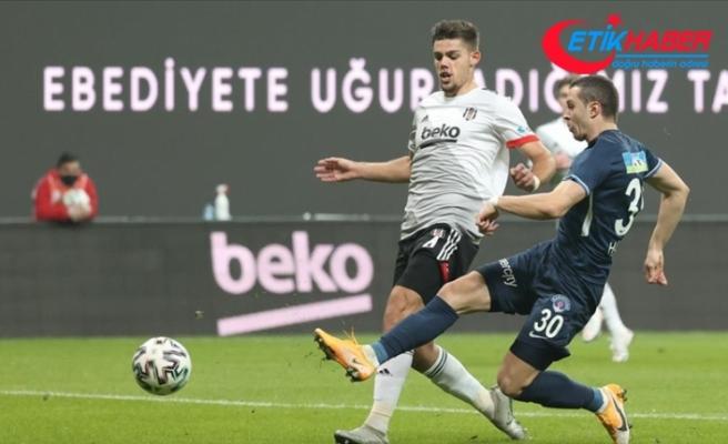 Beşiktaş sahasında kazandı