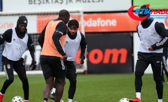 Beşiktaş, Ankaragücü maçı hazırlıklarını sürdürdü