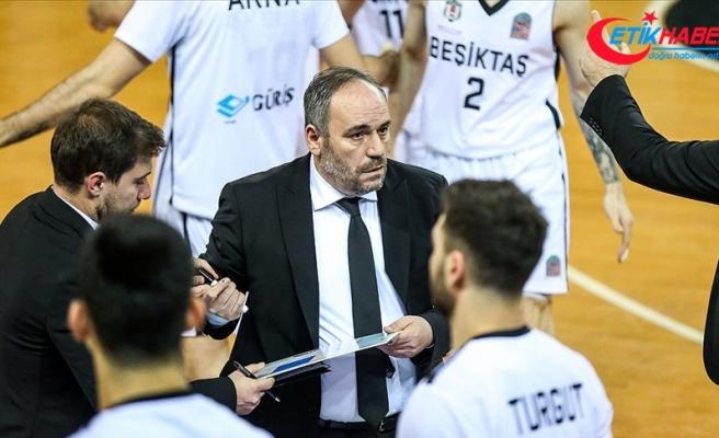 Beşiktaş Başantrenörü Kandemir: Basketbol devrimi yapmaya çalışıyoruz