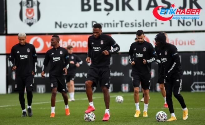 Beşiktaş'ta Sivasspor maçı hazırlıkları devam etti