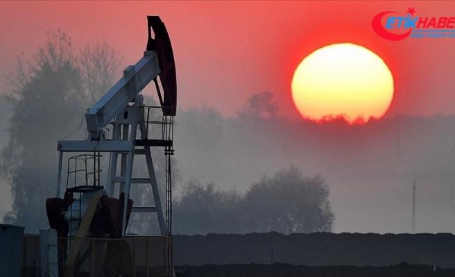 Brent petrolün fiyatı son 9 ayın en yüksek seviyesine yakın