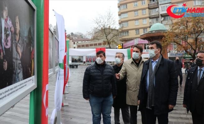 Bursa'da 'Karabağ Azerbaycan'dır Zaferin Ardından' sergisi açıldı