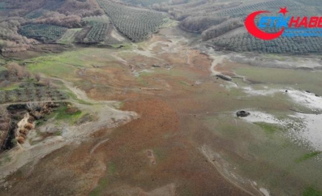 Bursa'da kuraklık alarmı...40 yıldır ilk defa yaşandı