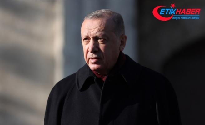 Cumhurbaşkanı Erdoğan: AB üyesi ülkelerin Türkiye'ye vermeleri gereken birçok haklar var