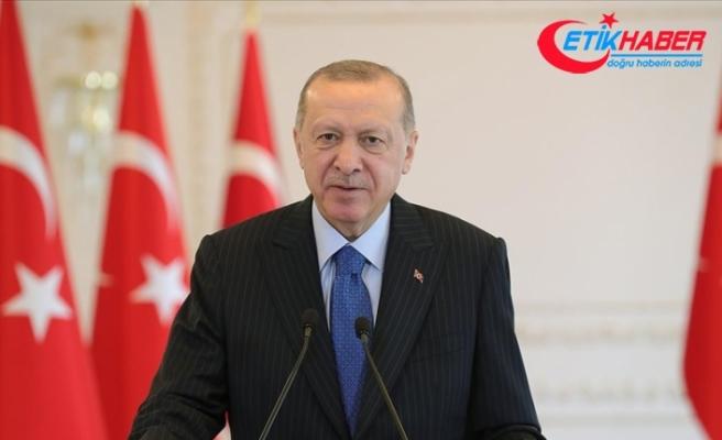 Cumhurbaşkanı Erdoğan: İstanbul'un her iki istikametinde de araç trafiğinde çok büyük rahatlama sağlayacaktır