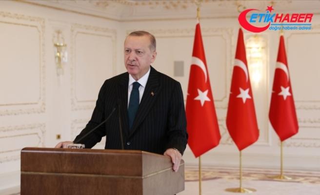 Cumhurbaşkanı Erdoğan: Ülkemizi yeniden cazibe merkezi yapacak reformların hazırlıkları içindeyiz