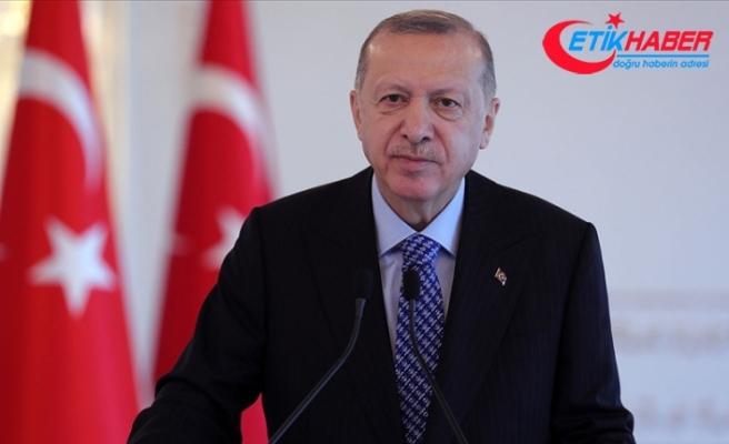 Cumhurbaşkanı Erdoğan: Uluslararası iş birliği mülteciler ve yerlerinden edilmiş kişileri önceleyerek yürütülmeli