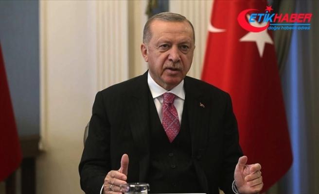 Cumhurbaşkanı Erdoğan: Uluslararası medya Fransa'nın medyayı ablukası karşısında eleştirel tek cümle kurmadı