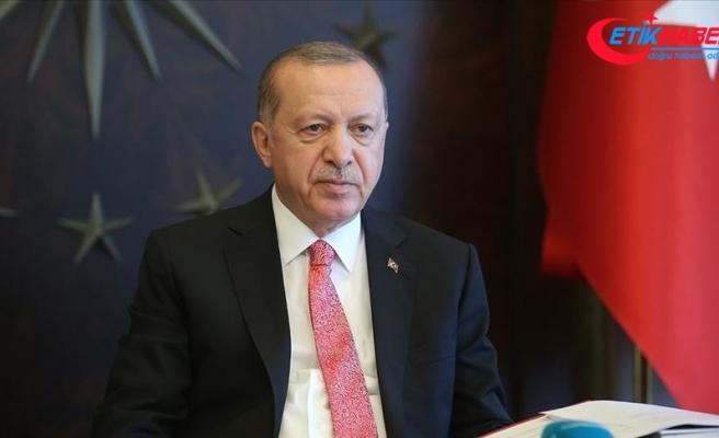 Cumhurbaşkanı Erdoğan, Hırvatistan Cumhurbaşkanı Milanoviç ile telefonla görüştü
