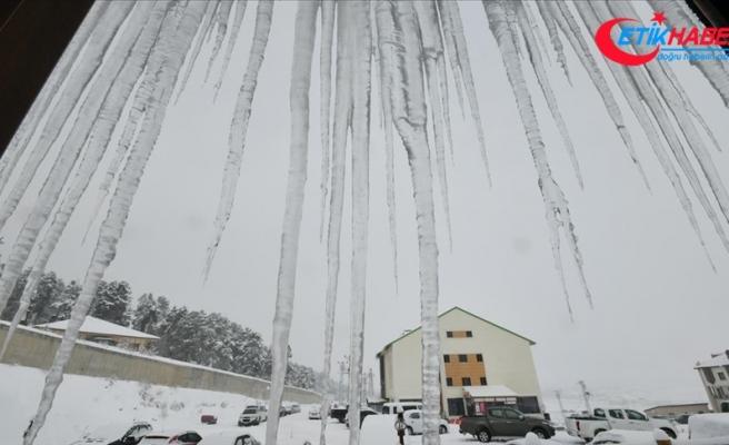Doğu Anadolu'daki 4 ilde buzlanma ve don bekleniyor