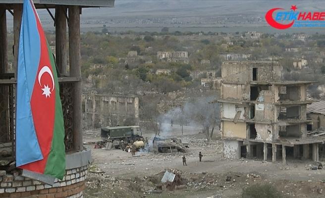 Ermenistan güçleri Dağlık Karabağ'da ateşkesi ihlal etti