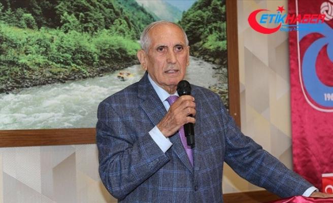 Eski Trabzonspor Kulübü Başkanlarından Özkan Sümer vefat etti