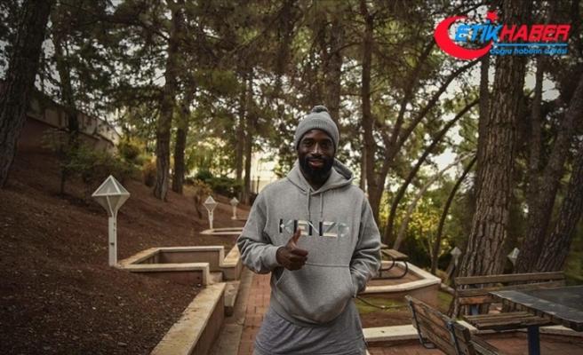 Gaziantep FK'li Dicko: Bu sezon hedefim 10 golden fazlasını atabilmek