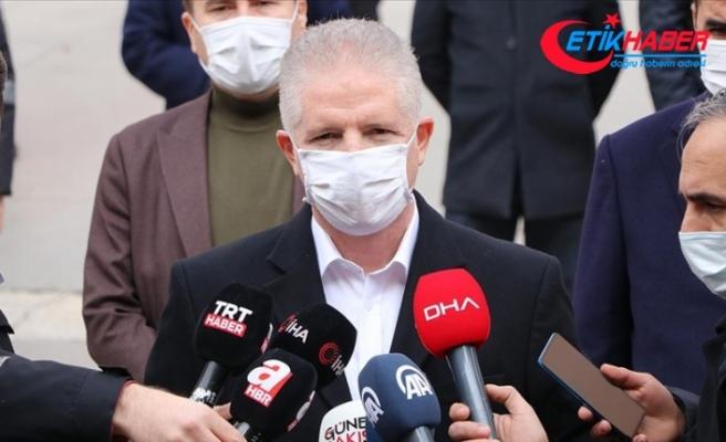 Gaziantep Valisi Davut Gül: Olayın teknik olarak cihazlardan çıkan yangından olduğu görülüyor