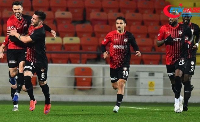 Gaziantep FK bu sezon İstanbul takımlarından 10 puan aldı