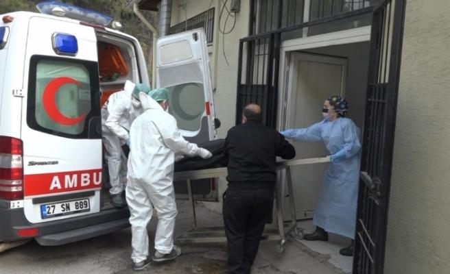 Gaziantep'teki hastane yangınında ölü sayısı 11'e yükseldi