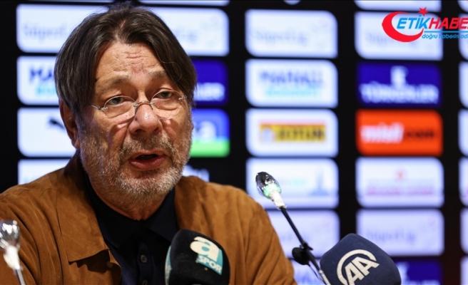 Göztepe Kulübü Başkanı Mehmet Sepil: Puan olarak beklentimiz şu anki puan değildi