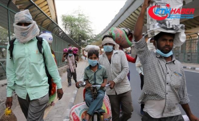 Hindistan'da vaka sayıları düşüyor, Çin ise toplu test uygulamasına başladı