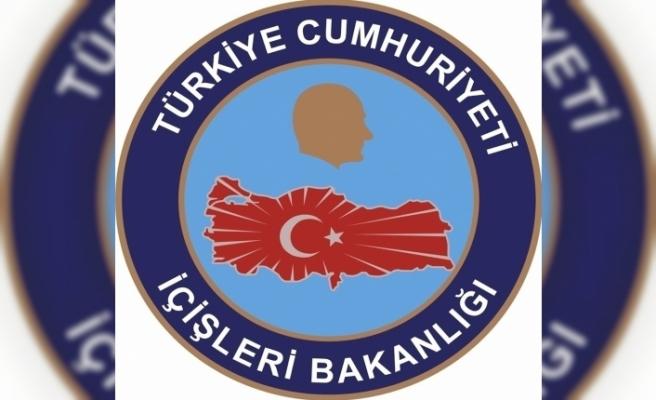 """İçişleri Bakanlığı: """"7 PKK örgüt mensubu daha ikna yoluyla teslim oldu"""""""