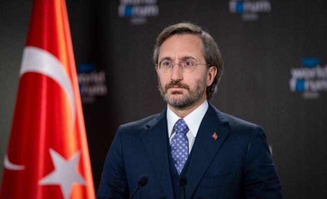 Cumhurbaşkanlığı İletişim Başkanı Altun'dan CHP'li Özel'in sözlerine tepki: