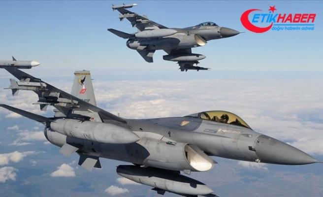 Irak'ın kuzeyindeki Avaşin bölgesinde 3 PKK'lı terörist etkisiz hale getirildi