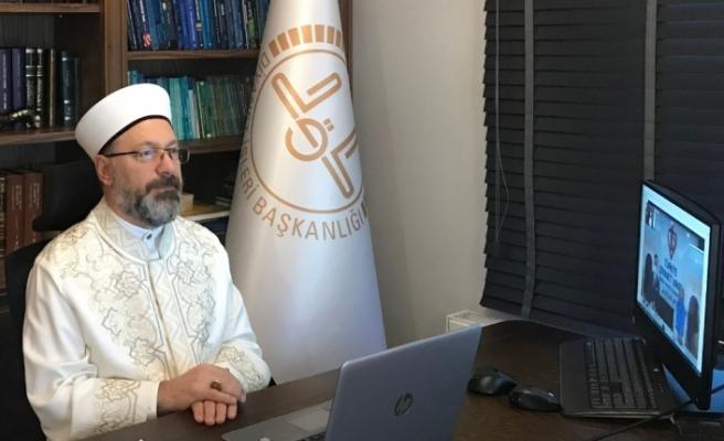 """""""İslam, suyu ölçülü kullanmayı ve israf etmemeyi emrediyor"""""""
