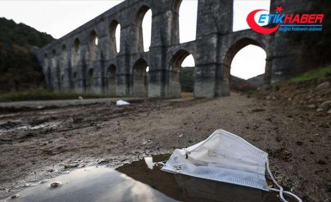 İstanbul'un barajları son 15 yılın en düşük seviyesinde