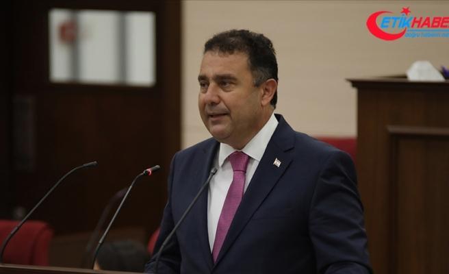 KKTC Başbakanı Saner: ABD'nin Türkiye'ye yaptırım kararı son derece yanlış