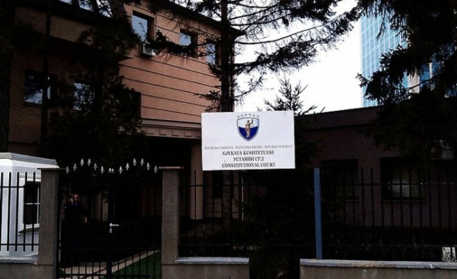 Kosova erken seçime gidiyor