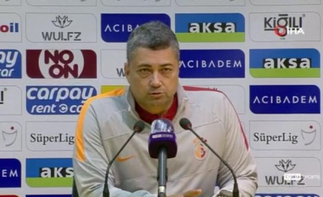 """Levent Şahin: """"Umarım bu yılki serüvenin sonu da şampiyonlukla biter"""""""