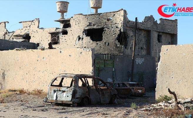 Libya Savunma Bakanlığı: Hafter mağdurlarının davalarını takip etmek için bir komite kuruldu