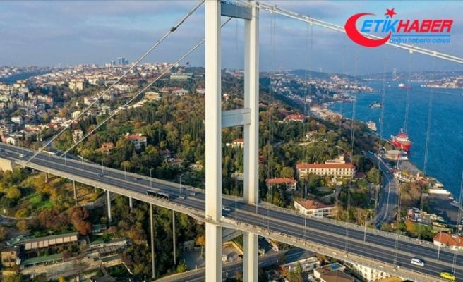 Marmara'da sıcaklığın mevsim normallerinin 2 ila 4 derece üzerinde olması bekleniyor
