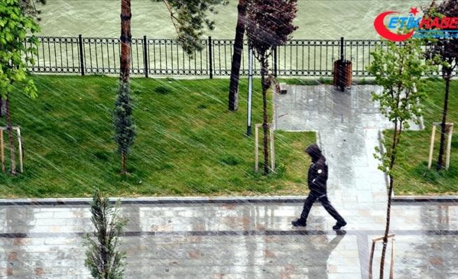 Meteoroloji Türkiye'nin doğu kesimleri için kuvvetli yağış uyarısında bulundu