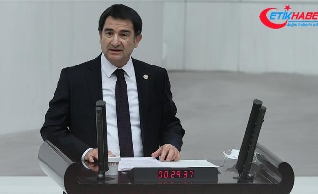 MHP'li Aksu: Cumhurbaşkanlığı Hükümet Sistemi Türkiye'nin attığı tarihi bir adımdır