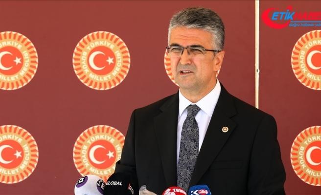 MHP'li Aydın'dan AİHM'in Demirtaş kararına tepki: Sanki temyiz mahkemesiymiş gibi karar aldı