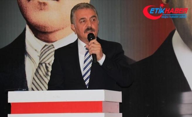 MHP'li Büyükataman: Babacan HDP'den doğacak bölücülük boşluğuna talip olduğunu göstermiştir