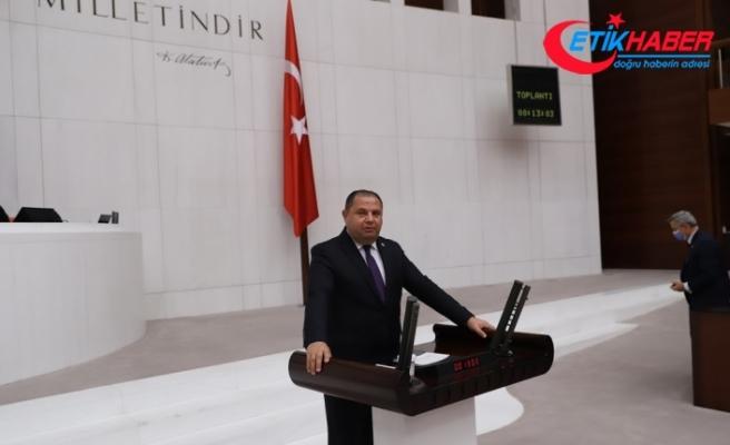 """MHP'li Öztürk: """"Adalet Anlayışımızın Temeli Doğruluk, Tarafsızlık ve Hakka Riayettir"""""""